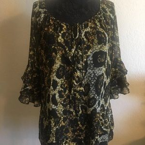 New York and co work blouse